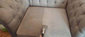 Професионално почистване и изпиране на мека мебел от Clean Patrol