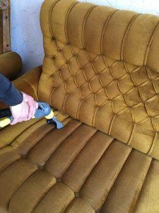Изпиране и почистване на мека мебел