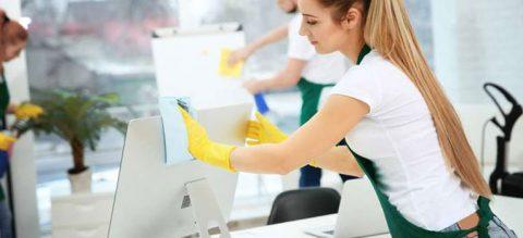 Почистване на офис – как да изберем фирма