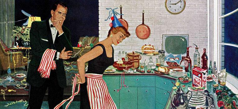СЪВЕТ: Как да почистим апартамента след гости