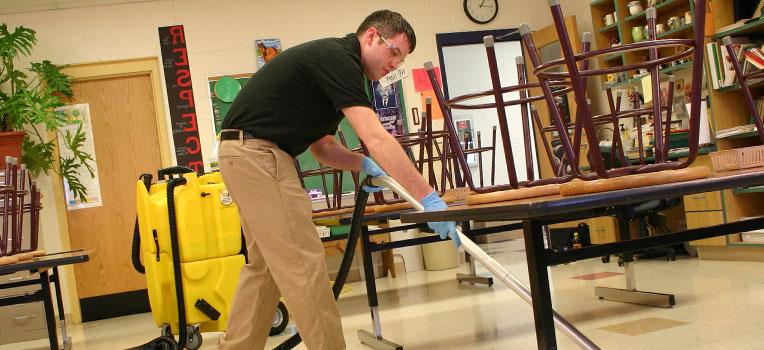 Абонаментно професионално почистване на детски градини и училища