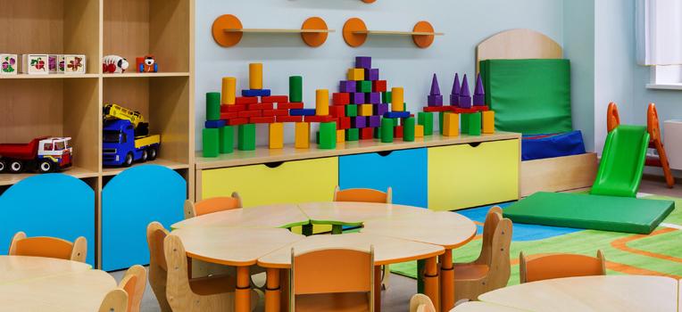 Абонаментно почистване на детски градини